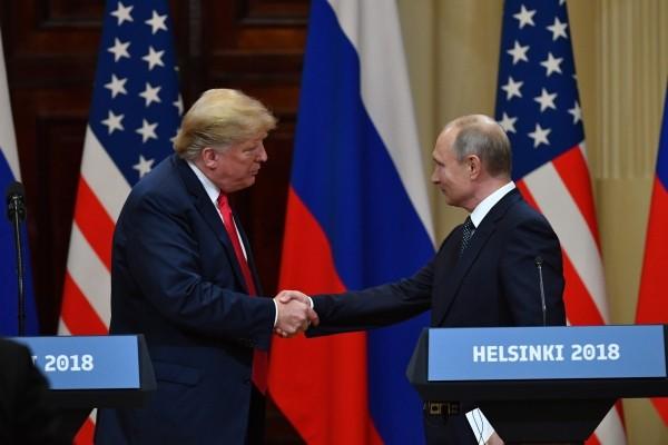 Presiden Rusia dan AS mungkin melakukan pertemuan satu sama lain di Paris pada tanggal 11/11 mendatang - ảnh 1
