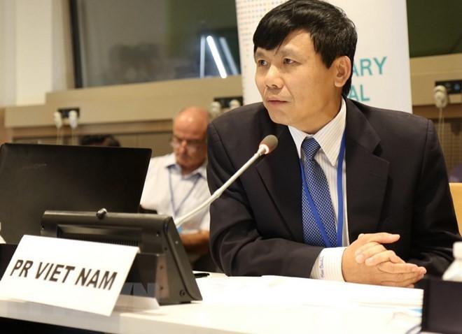 Wakil Vietnam di PBB menegaskan bahwa kebijakan embargo AS melawan Kuba adalah satu langkah mundur - ảnh 1