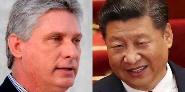 Presiden Tiongkok, Xi Jinping menyarukan ditegakkannya satu halaman baru dalam hubungan persahabatan tradisional Tiongkok-Kuba - ảnh 1