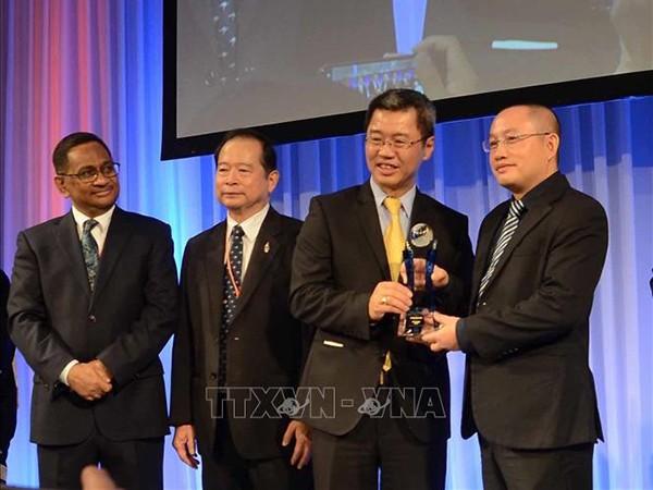 Vietnam meraih banyak penghargaan teknologi informasi internasional  - ảnh 1