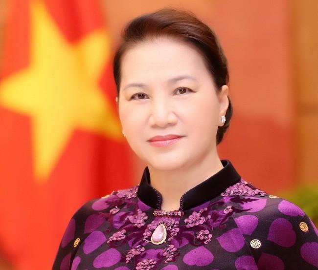 Ketua MN Vietnam, Nguyen Thi Kim Ngan berangkat melakukan kunjungan resmi di Republik Korea - ảnh 1