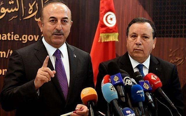 Turki melakukan kerjasama dengan negara-negara untuk melakukan investigasi terhadap pembunuhan wartawan Arab Saudi - ảnh 1
