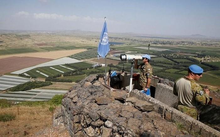 Turki akan membawa masalah Dataran Tinggi Golan ke PBB - ảnh 1