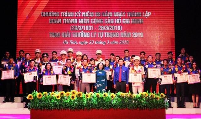 Daerah-daerah memperingati Hari Berdirinya Liga Pemuda Komunis Ho Chi Minh - ảnh 1