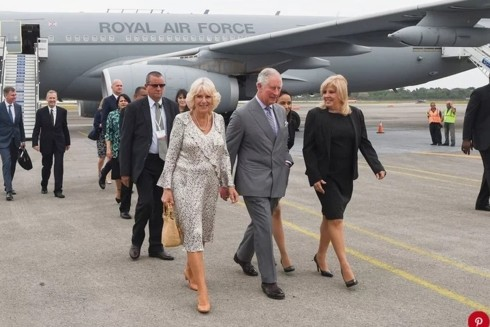 Putra Mahkota Inggris melakukan kunjungan resmi ke Kuba - ảnh 1