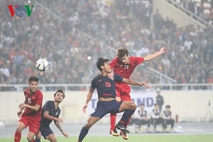 Media internasional memuji skuad U23 Vietnam meraih kemenangan yang mengesankan terhadap skuad U23 Thailand - ảnh 1
