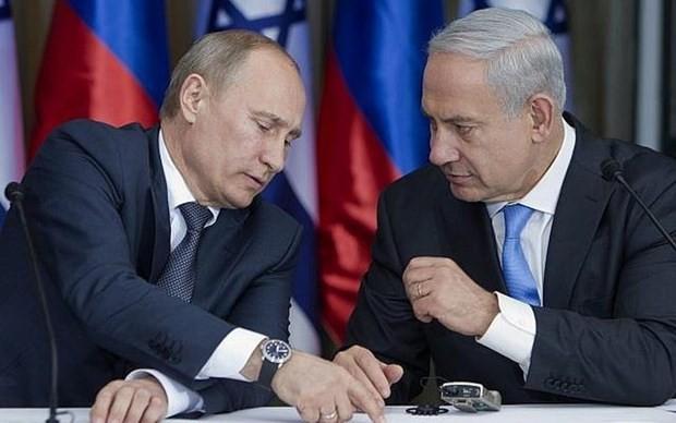 Rusia dan Israel membahas kerjasama militer dan situasi Timur Tengah - ảnh 1