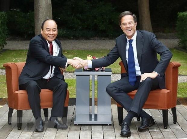 Memperluas dan memperdalam lebih lanjut lagi hubungan kerjasama Vietnam – Belanda - ảnh 1