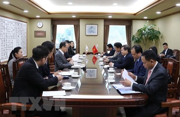 Vietnam dan Republik Korea memperkuat kerjasama di bidang kejaksaan - ảnh 1