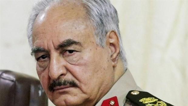 Pemerintah Libia memerintahkan supaya menangkap pemimpin pemerintah bagian Timur - ảnh 1