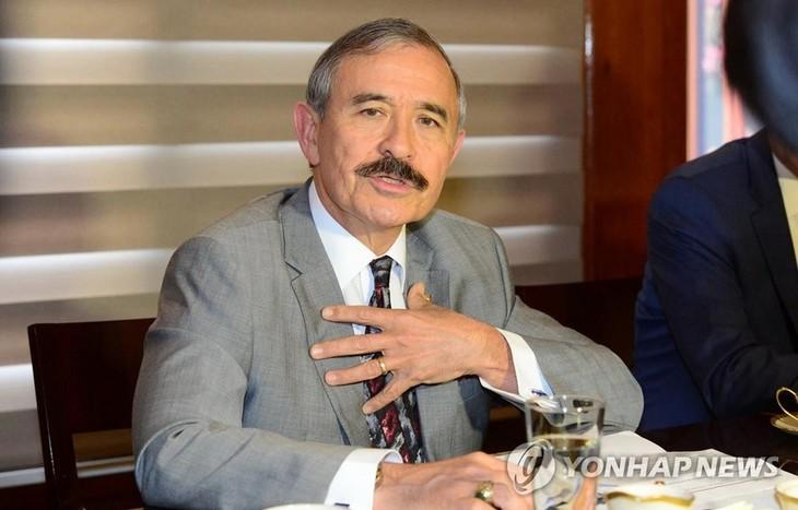 Dubes AS di Republik Korea: Pertemuan Puncak ke-3 AS-RDRK bergantung pada keputusan RDRK - ảnh 1