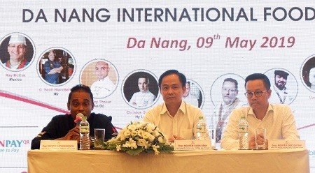 Kota Da Nang untuk pertama kalinya menyelenggarakan Festival Kuliner Internasional - ảnh 1