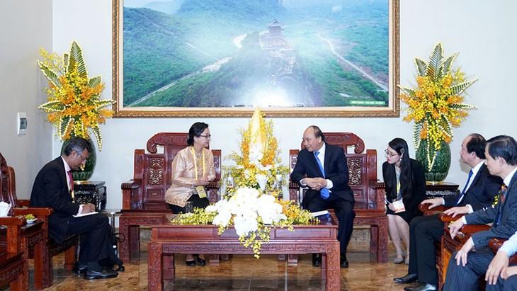 Bekerjasama dengan PBB merupakan salah satu prioritas dalam kebijakan luar negeri Vietnam - ảnh 1
