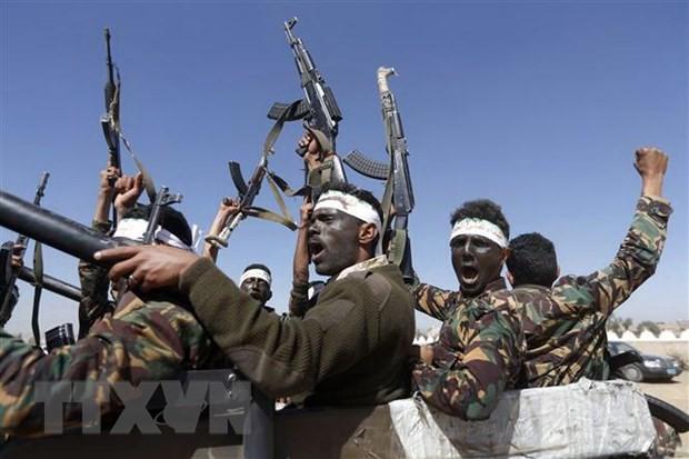 PBB membenarkan pasukan Houthi menarik diri dari pelabuhan-pelabuhan utama di Yaman - ảnh 1