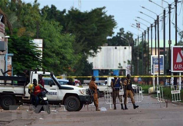 PBB mengutuk penembakan yang berlumuran darah di Burkina Faso - ảnh 1