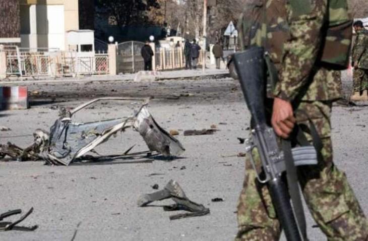 Kota Jalalabad, Afghanistan diguncangkan oleh serangan bom - ảnh 1