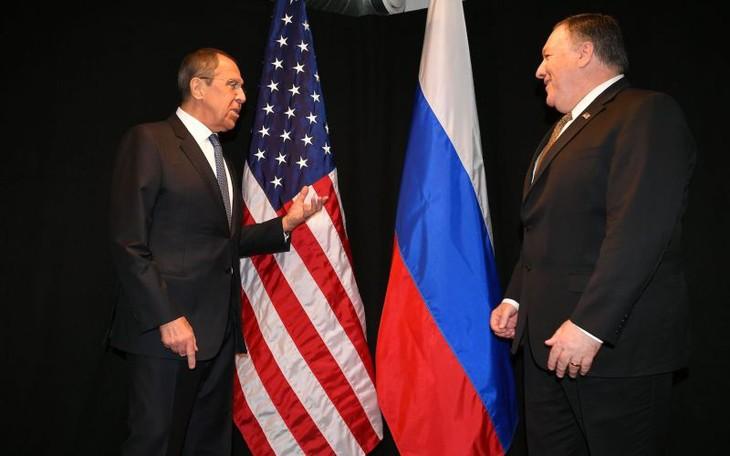 Rusia dan AS menginginkan untuk memperbaiki hubungan bilateral - ảnh 1
