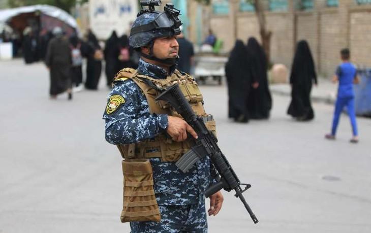 Irak menegaskan situasi keamanan stabil - ảnh 1