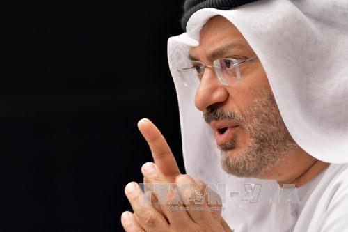 Uni Emirat Arab memprioritaskan semangat mengekang diri dan mengurangi ketegangan di kawasan - ảnh 1