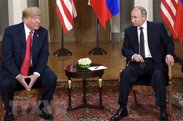 Presiden Rusia, Vladimir Putin menunjukkan kemungkinan bertemu dengan Pemimpin AS di G20 - ảnh 1