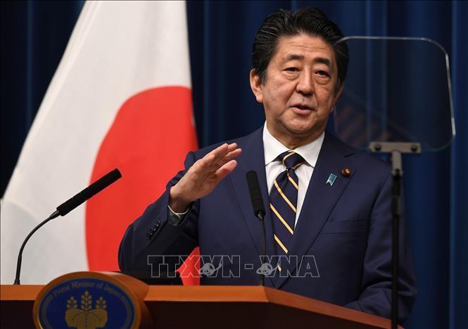 PM Jepang ingin melakukan pertemuan dengan Pemimpin Tiongkok di sela-sela Konferensi G20 - ảnh 1