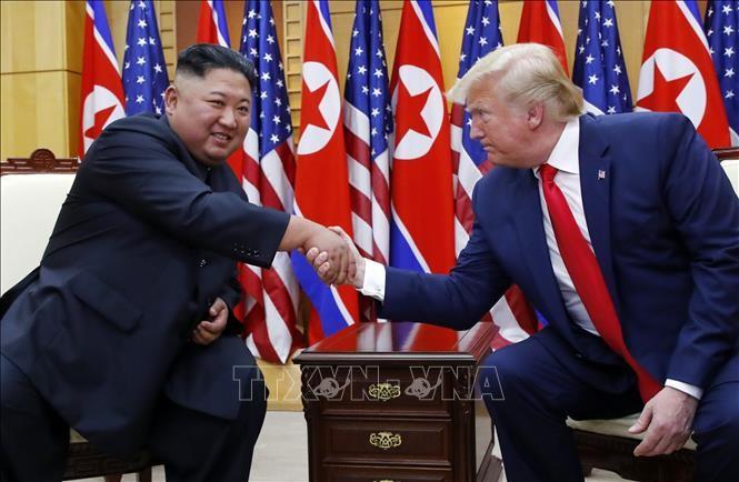 Presiden AS, Donald Trump mengharapkan bertemu lagi dengan Pemimpin RDRK, Kim Jong-Un - ảnh 1
