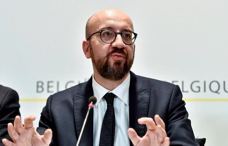 Eropa memperkuat kemandirian strategis tentang pertahanan - ảnh 1