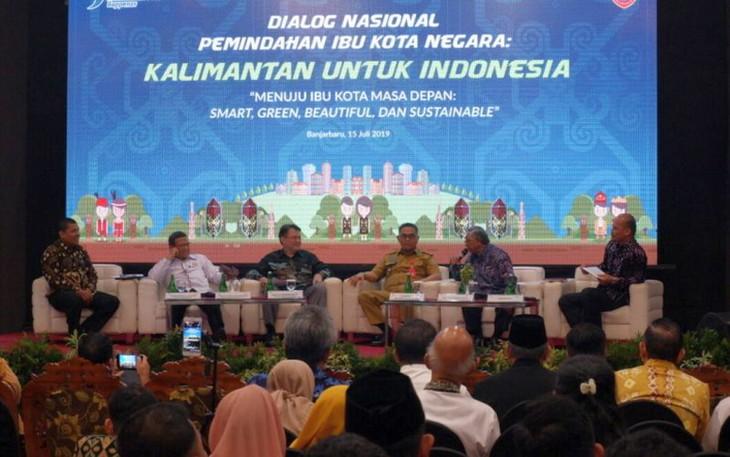 Indonesia: Provinsi Kalimantan Selatan mempersiapkan 300.000 Ha tanah untuk ibu kota baru - ảnh 1