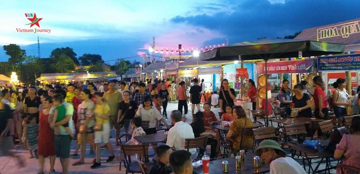 Kesan tentang festival kuliner internasional 2019 di Provinsi Nghe An - ảnh 1