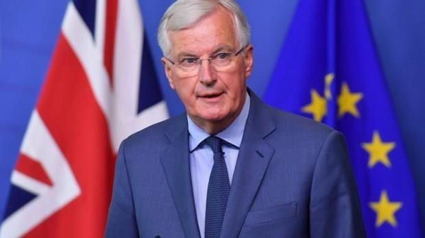 Masalah Brexit: Kepala rombongan perunding Uni Eropa memprotes permintaan mengganti permufakatan dari PM baru Inggris - ảnh 1