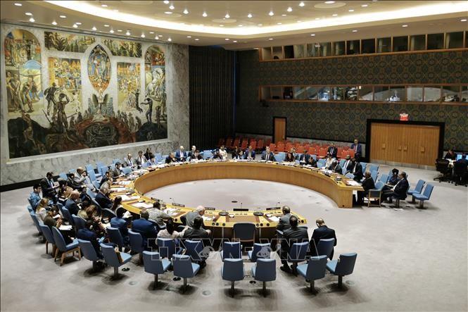 PBB memperingatkan ekstremisme mengancam Konvensi Jenewa tahun 1949 - ảnh 1