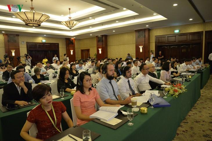 Kota Ho Chi Minh perlu melakukan internasionalisasi pendidikan untuk mendekati dunia - ảnh 1