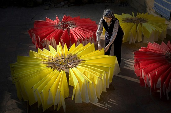 """Die Ausstellung """"Das schöne Vietnam"""" - ảnh 16"""