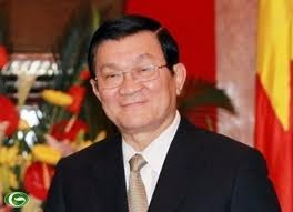 Staatspräsident Truong Tan Sang trifft den australischen Botschafter - ảnh 1