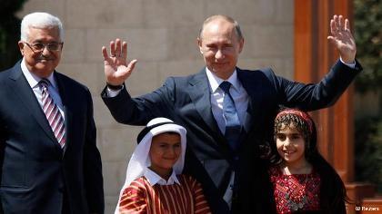 Nahost-Reise zur Stärkung der Position Russlands - ảnh 1