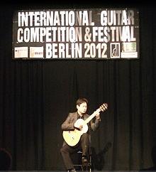 Dang Ngoc Long, ein in Deutschland bekannter vietnamesischer Gitarrist  - ảnh 1