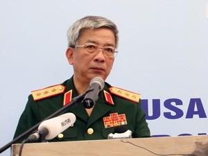 Vertreter des vietnamesischen Verteidigungsministeriums beteiligen sich am Shangri-La-Dialog - ảnh 1