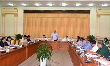 Ho Chi Minh Stadt will sich stärker um Menschen mit Verdiensten kümmern - ảnh 1
