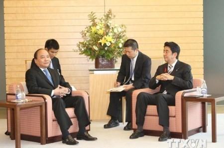 Vietnam und Japan verstärken ihre umfassende Zusammenarbeit - ảnh 1