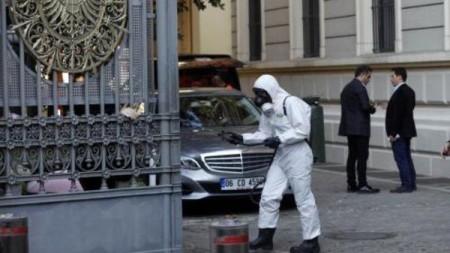 Konsulate vieler westlicher Länder in der Türkei erhalten mutmaßlichen Gift-Brief - ảnh 1
