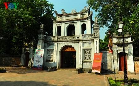 Zehn typische Architektureinrichtungen der Geschichte Hanois - ảnh 10