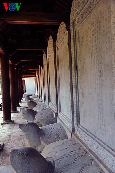 Zehn typische Architektureinrichtungen der Geschichte Hanois - ảnh 12