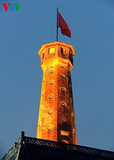 Zehn typische Architektureinrichtungen der Geschichte Hanois - ảnh 5