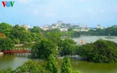 Zehn typische Architektureinrichtungen der Geschichte Hanois - ảnh 6