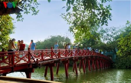 Zehn typische Architektureinrichtungen der Geschichte Hanois - ảnh 7