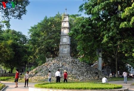 Zehn typische Architektureinrichtungen der Geschichte Hanois - ảnh 8