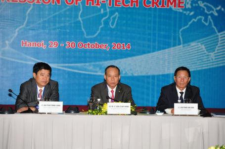 Internationale Zusammenarbeit beim Kampf gegen Verbrechen und Kriminalität im Hochtechnologiebereich - ảnh 1