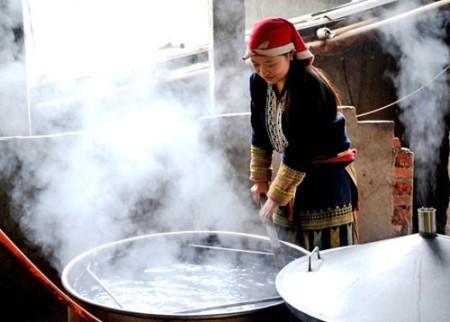 Das Leben der roten Dao in Ta Phin erfahren - ảnh 1