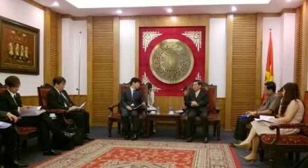 Japan sagt Vietnam weitere Entwicklungshilfe zu - ảnh 1