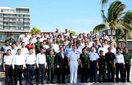 Vietnam zeigt seine Verantwortung für Sicherheitsfragen in der Region und der Welt - ảnh 1